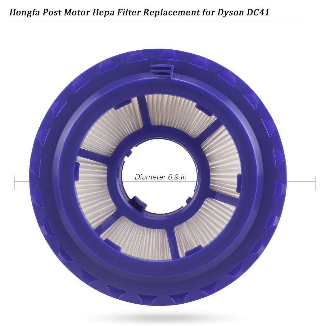 Dyson HEPA Post-Motor Filte Replacement For DC41 DC65 DC66 Vacuum Cleaner